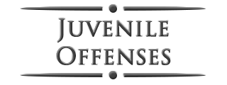 Juvenile Offenses